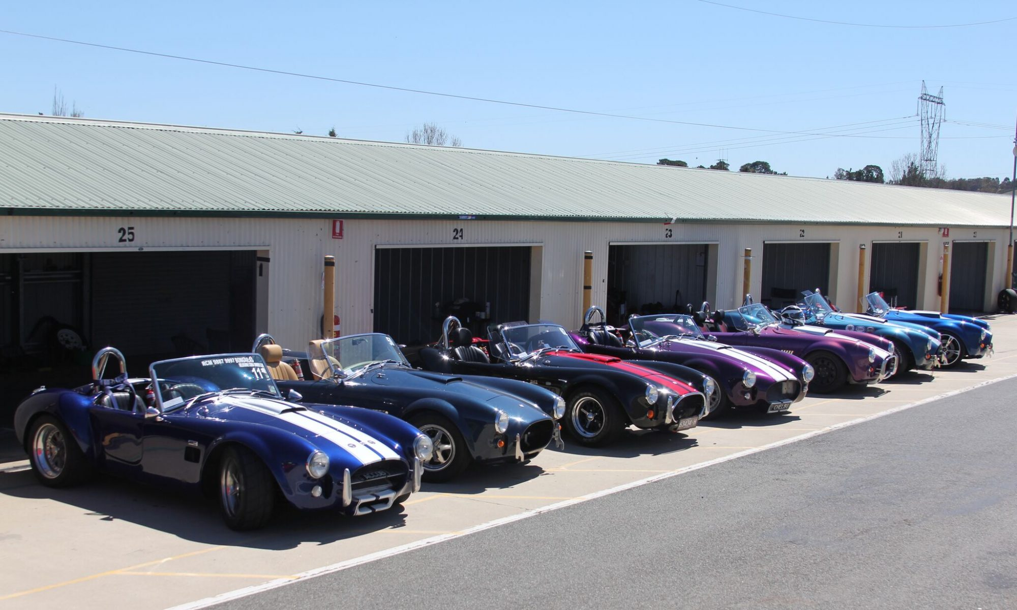 Melbourne Cobra Owners Club